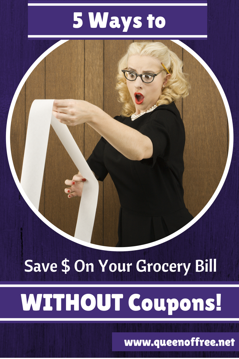 Simple ways to save EVERY time you go to the grocery store, no coupons required.