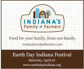 FREE Event: Earth Day Indiana Festival Sponsored by Indiana's Family of Farmers