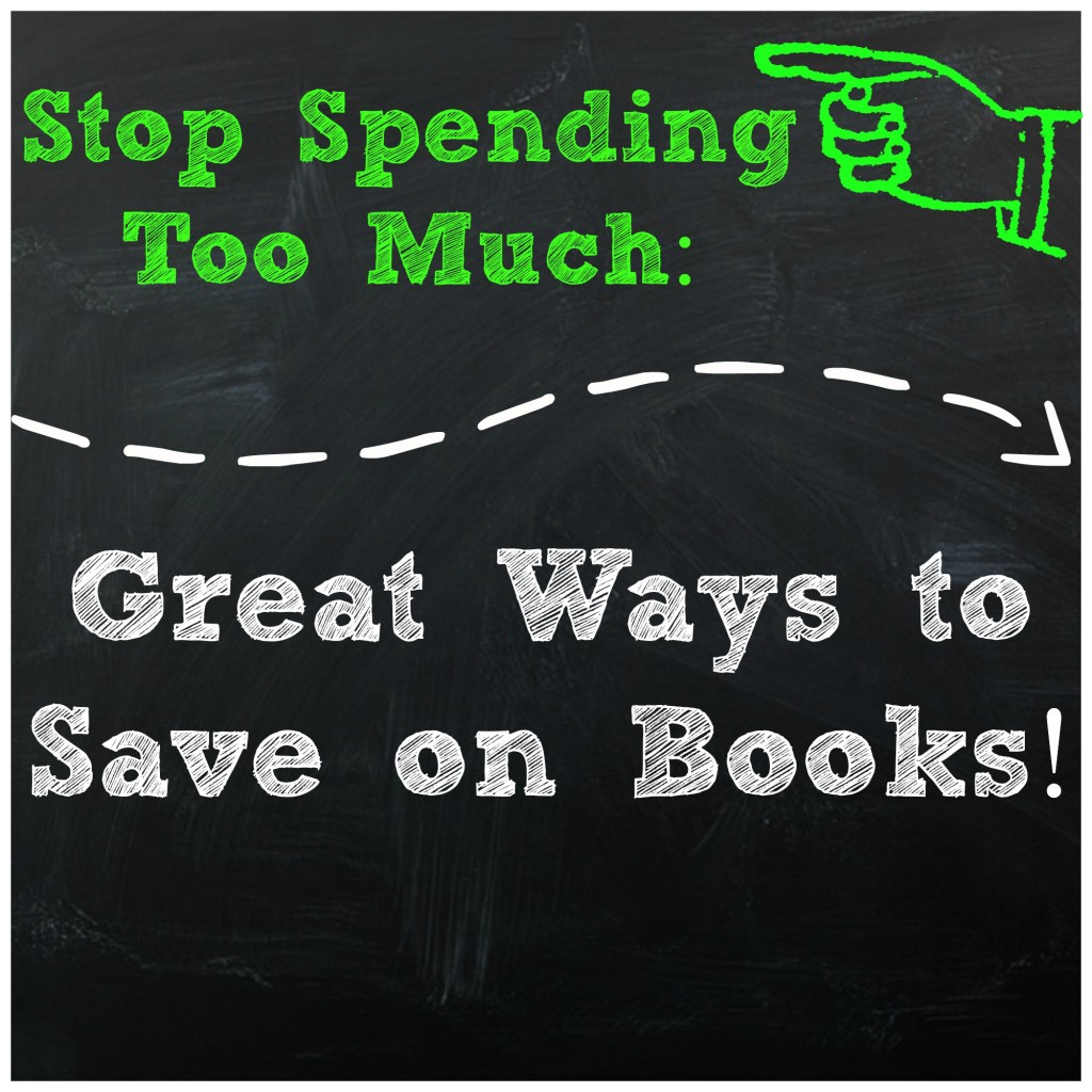 Love to Read? Check out these great tips for saving money on your favorite books from @thequeenoffree