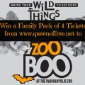 Win a Family Pack of 4 Tickets to the Indianapolis Zoo's ZooBoo!