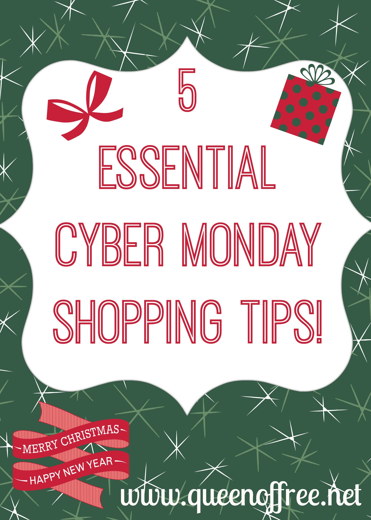 5 Essential Cyber Monday Shopping Tips Queen Of Free