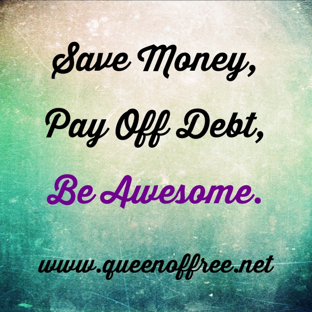 Save Money, Be Awesome