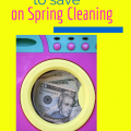 Spring Cleaning does not have to cost an arm and a leg! These simple tips will keep you from busting your budget.