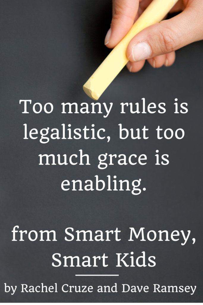 Feeling overwhelmed in teaching your kids about money? Read this review of Smart Money, Smart Kids and realize that even the Ramsey family has made their share of mistakes with family finance.