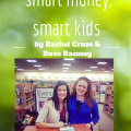 Win an autographed copy of Smart Money, Smart Kids by Rachel Cruze and Dave Ramsey