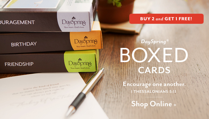 Save A Bundle On Cards With This Great Boxed Card Sale