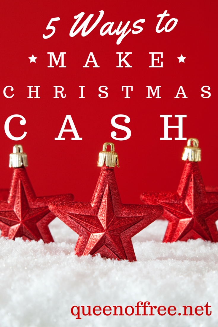 Free cash money gifts for christmas
