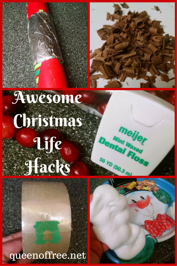 Christmas Life Hacks.5 Awesome Christmas Life Hacks Queen Of Free