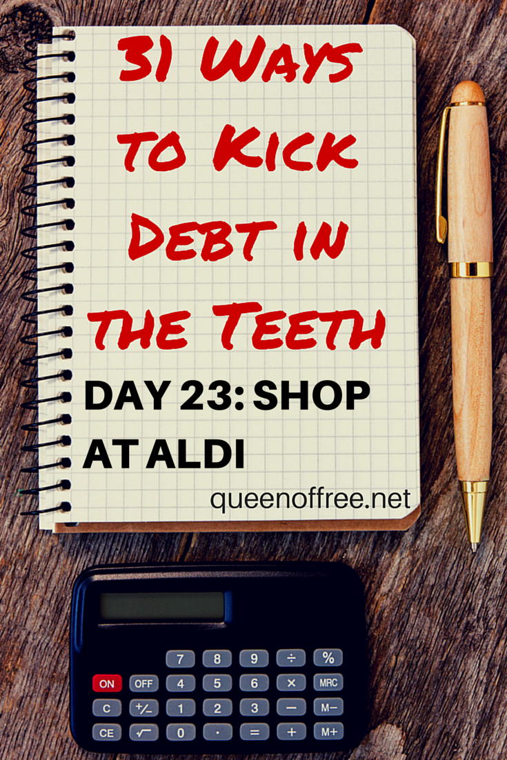Want to defeat debt? Check at ALDI, an amazing grocer. These tips will help you maximize your shopping experience.