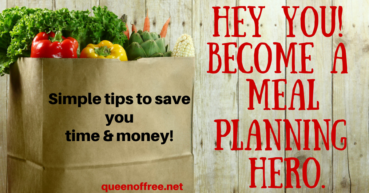 Quit wasting time, money, and food. Learn how to meal plan effectively and rock dinner every single night with these great tips and resources.