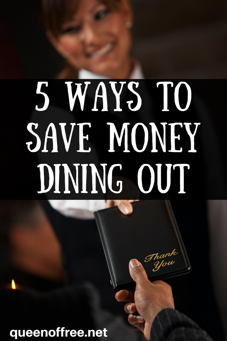 dine out meaning