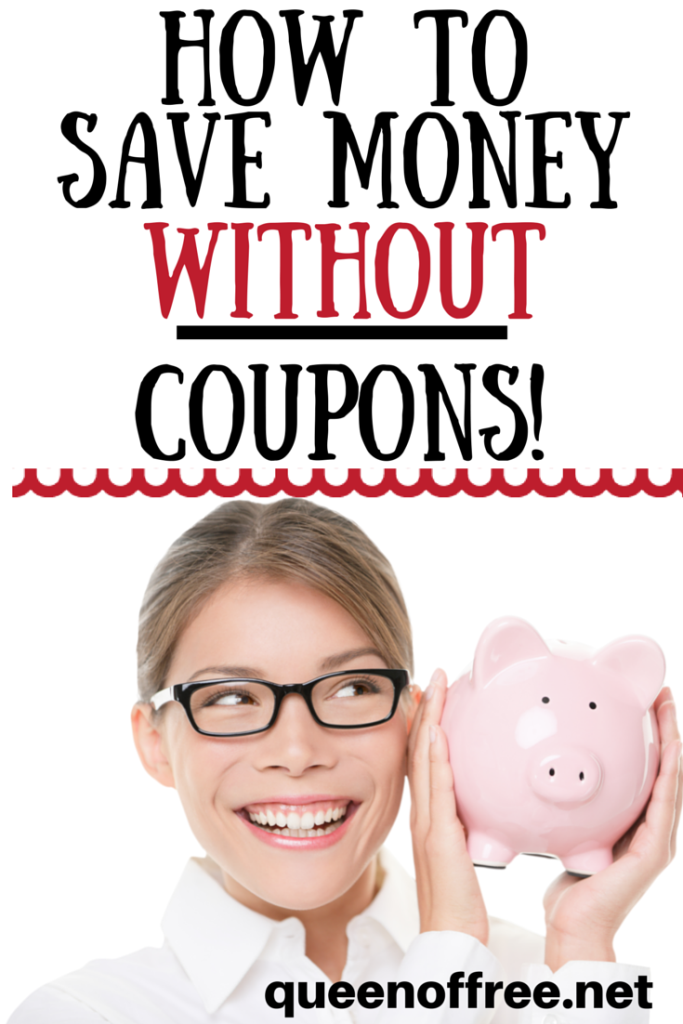 5 quick ways to save money without coupons