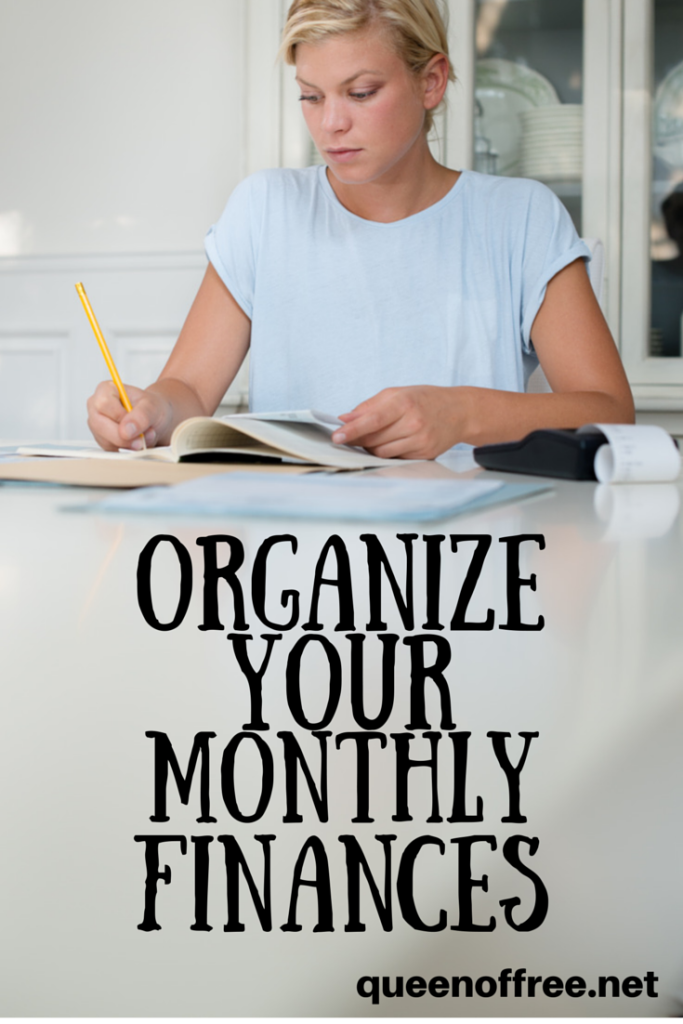 At a loss to how to begin organizing your finances? Check out this great post with tons of ideas of how to start this month out on the right financial foot. You will not regret learning these tips!