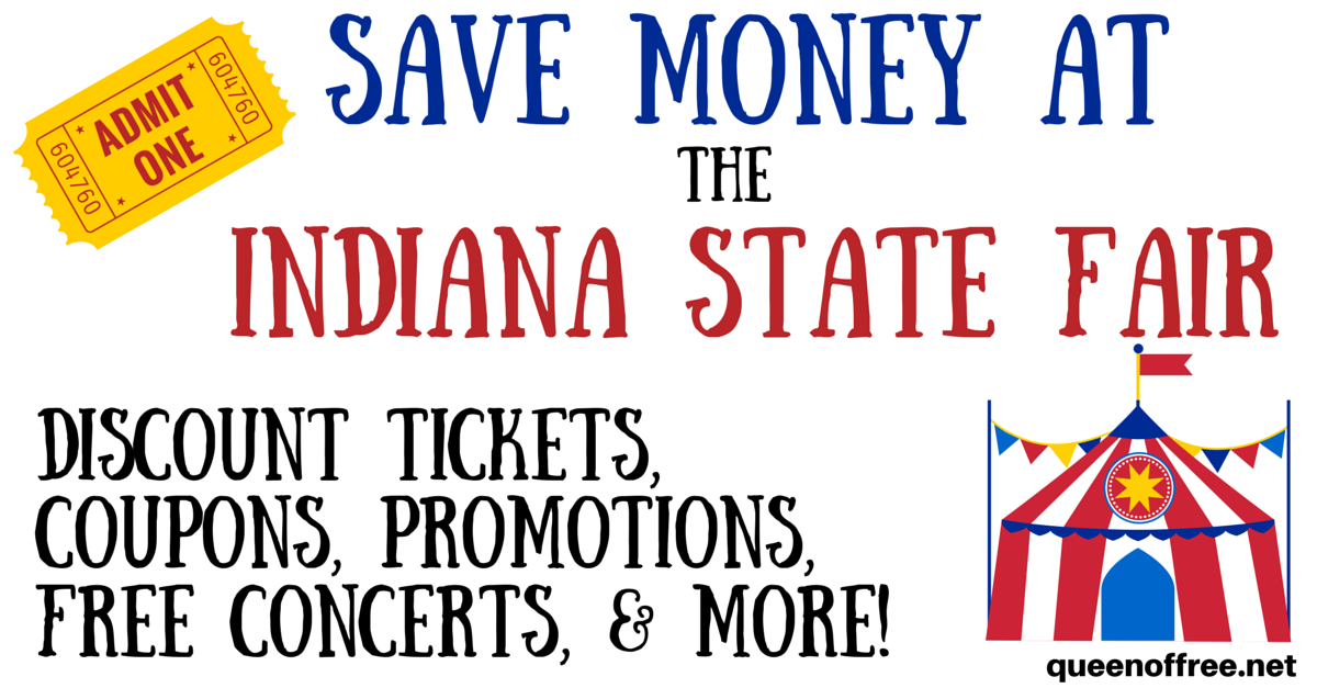 The Best Ways to Save at the Indiana State Fair