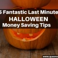 Do not panic or overspend. There are some fantastic Halloween money saving ideas in this post to create fun memories without breaking the bank!