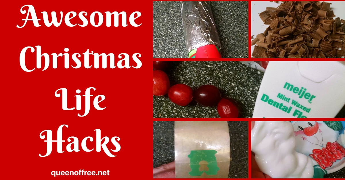 Christmas Life Hacks.5 Amazing Christmas Life Hacks That Will Make Your Life
