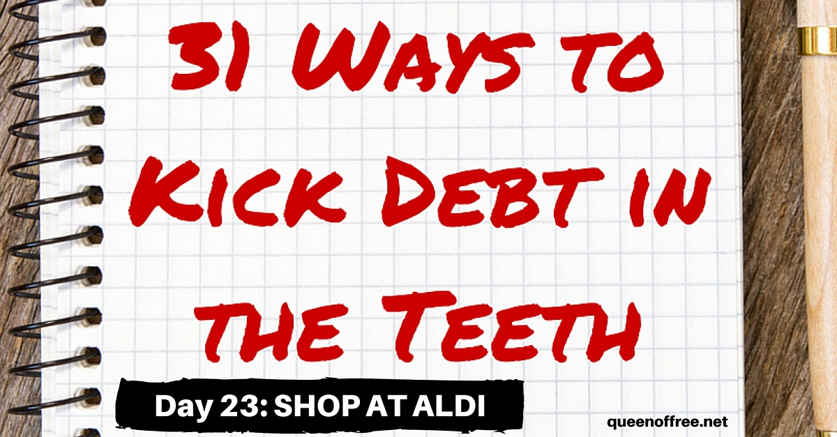 Want to defeat debt? You should shop at ALDI, an amazing discount grocery store. These tips will help you maximize your shopping experience.