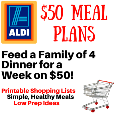 $50 Meal Plans