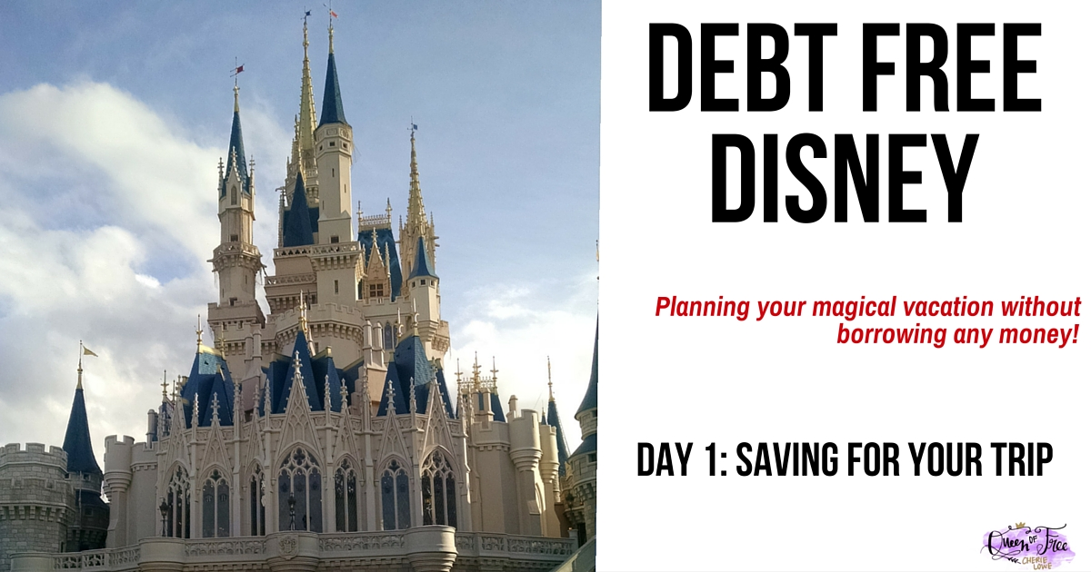 You CAN take a Debt Free Disney Vacation. Check out these awesome tips to begin saving money for your magical get away! I never knew about #5.