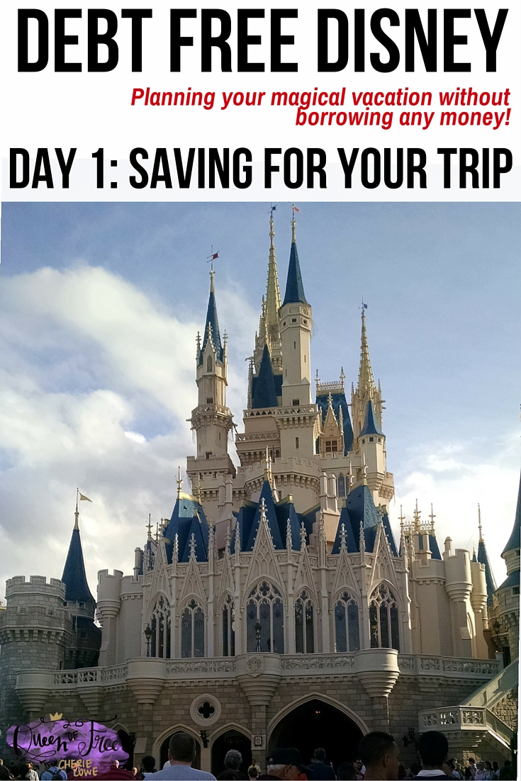 You CAN take a Debt Free Disney Vacation. Awesome tips to begin saving money for your magical getaway! I never knew about #5.