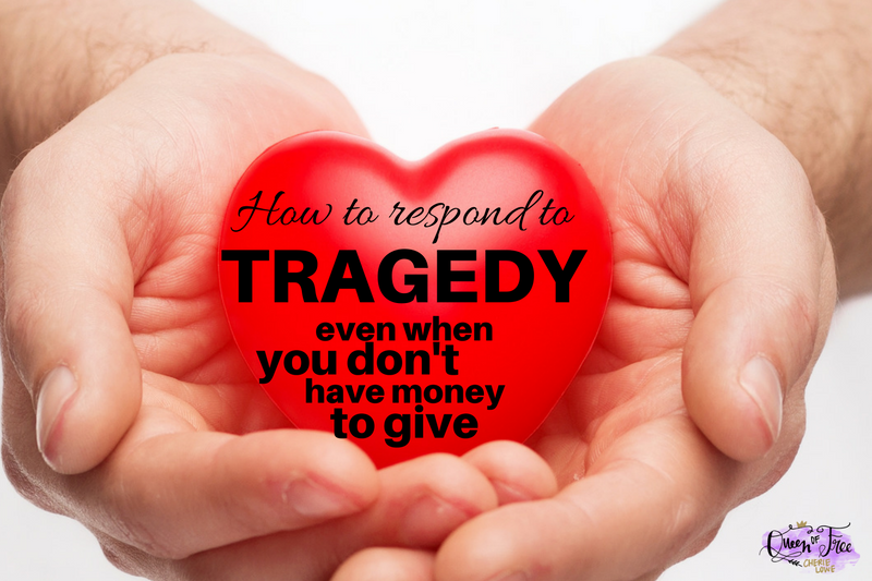 5 Ways to Help Those in Tragedy (When You Don't Have Much Cash)