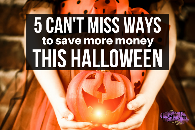 5 Ways You Can Save More Money This Halloween