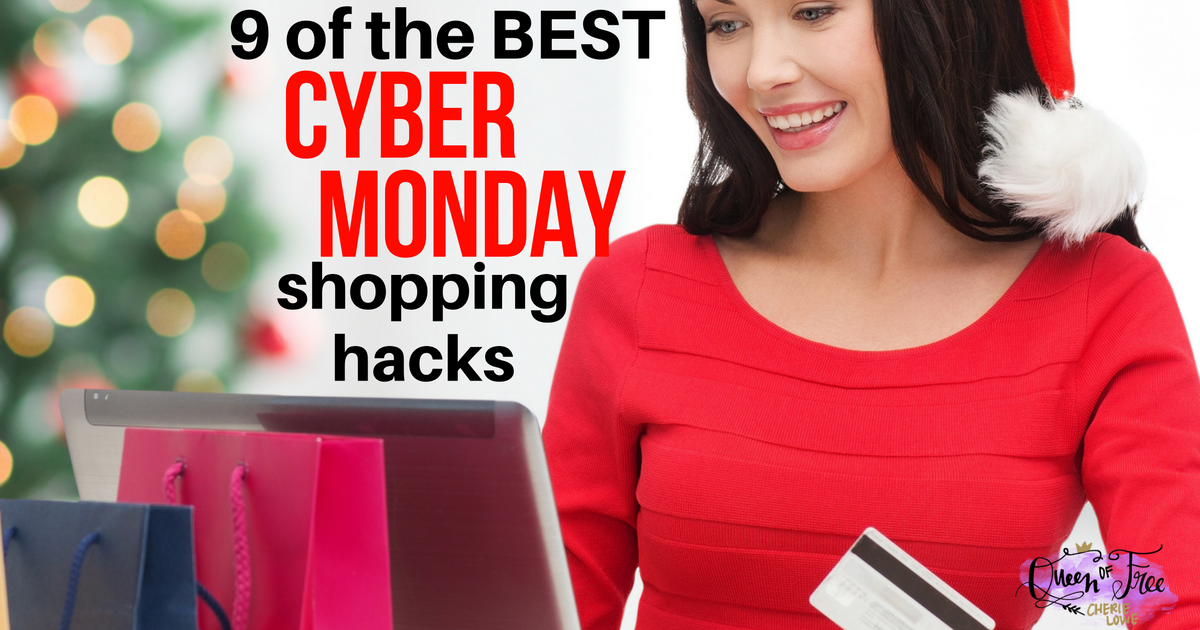 Save MORE Money this Cyber Monday with these awesome shopping hacks! From price tools comparison to coupon codes don't miss these tips!