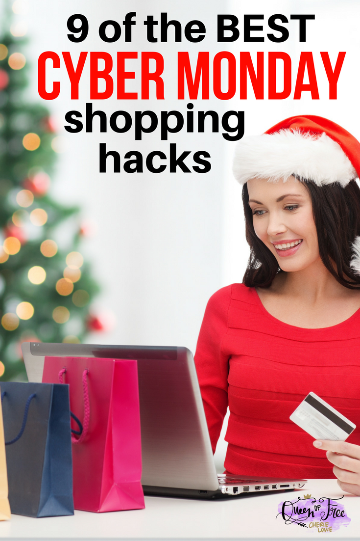 9 cyber monday shopping tips to save you more money queen of free save more money this cyber monday with these awesome shopping hacks from price tools comparison fandeluxe Gallery