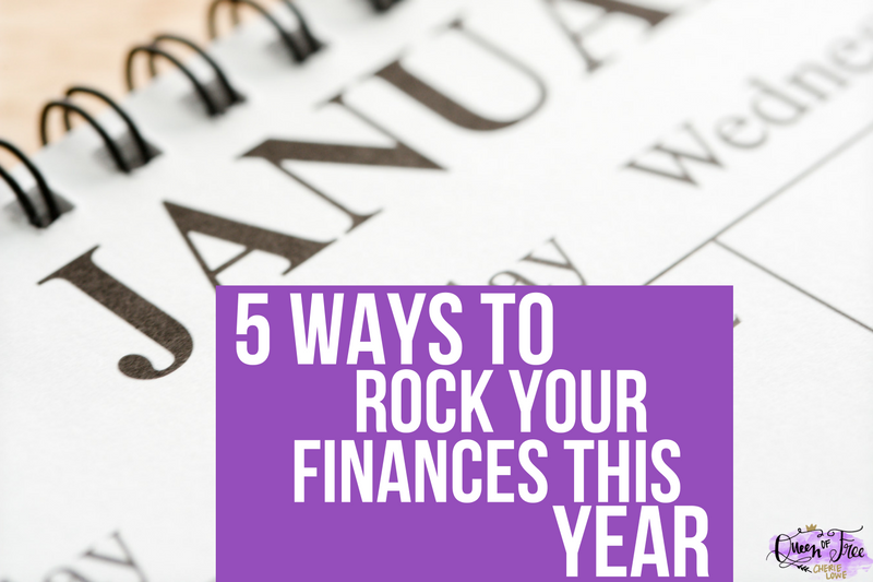 The New Year Personal Finance Check List