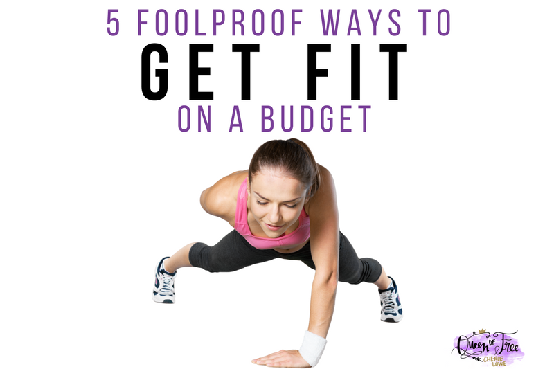 5 Ways to Get Fit on a Budget