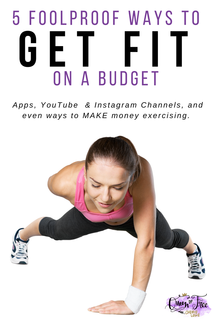 How To Get Fit On A Budget: The New 1 Exercise Range Hitting The UK Now advise