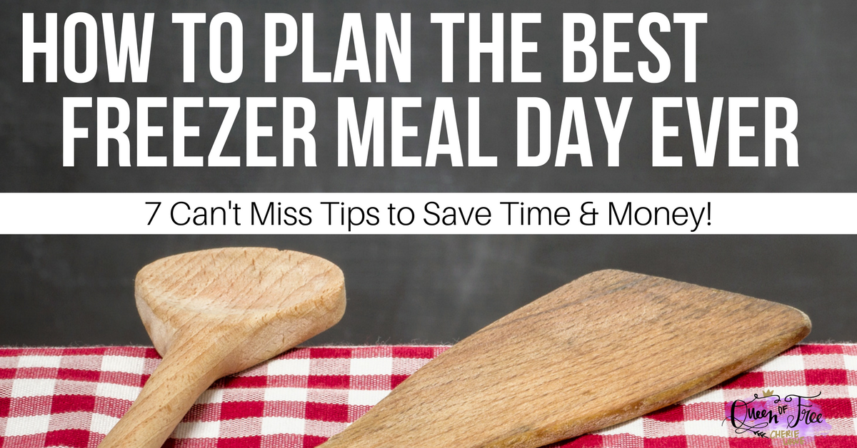 Want to host a successful freezer meal day? These tips will help you save more money and stay organized so you can feed your family well!