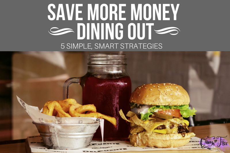 5 Smart Strategies to Save Money Dining Out at Restaurants