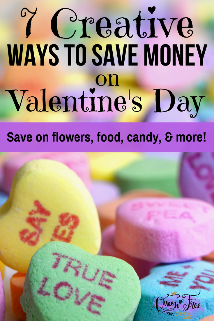 Keep your budget in the black this Valentine's Day! These simple money saving tips help you show the love without emptying your wallet.