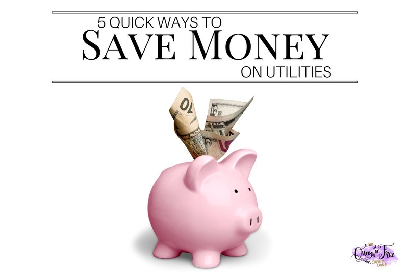 5 Quick Ways to Save Money on Your Utility Bills