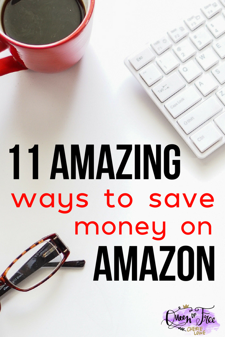 Do you shop Amazon? Then you MUST read these 11 Amazing Amazon Money Saving Hacks now. I bet most don't know about number 5!