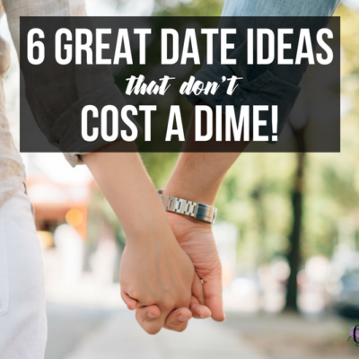 Need a night out but you're broke? These fantastic date night ideas will help spark romance without burning your bank account.