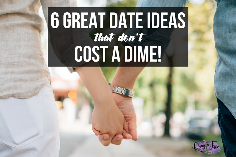 6 Date Night Ideas That Don't Cost a Dime!