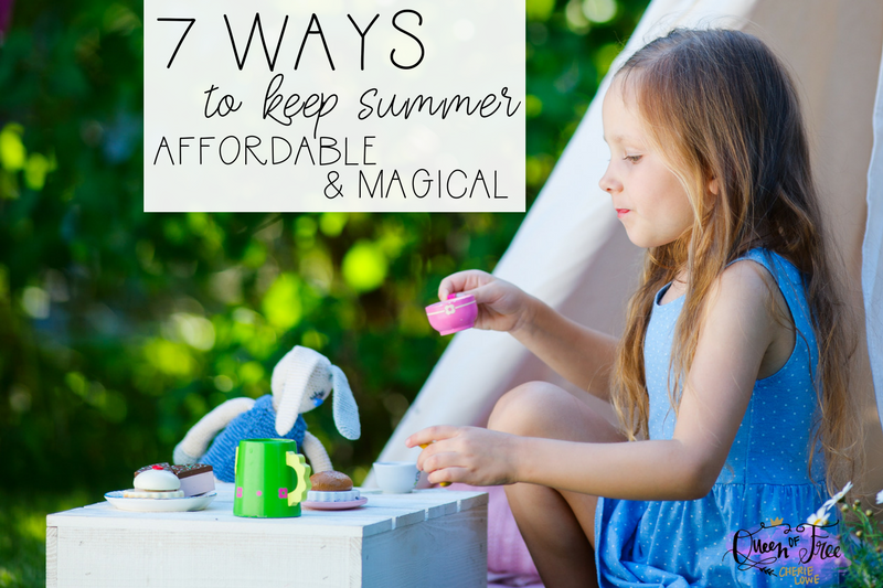7 Ways for Families to Save Money This Summer