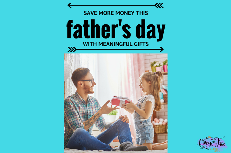 Save More Money This Father's Day