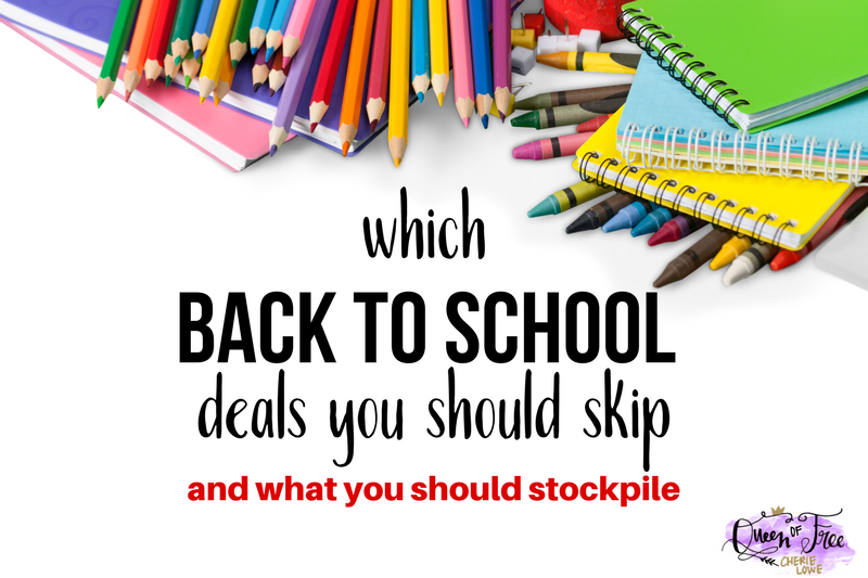 The Smartest Back to School Deals for Your Wallet