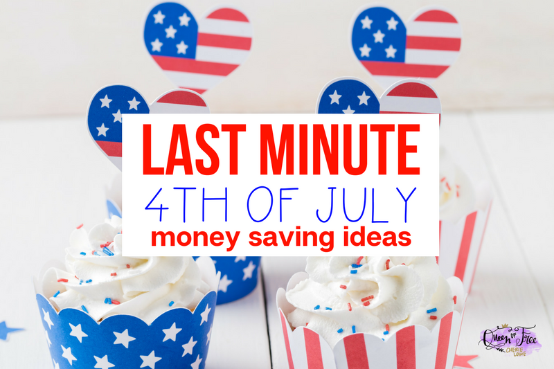 5 Can't Miss Ways to Save Money July 4th!