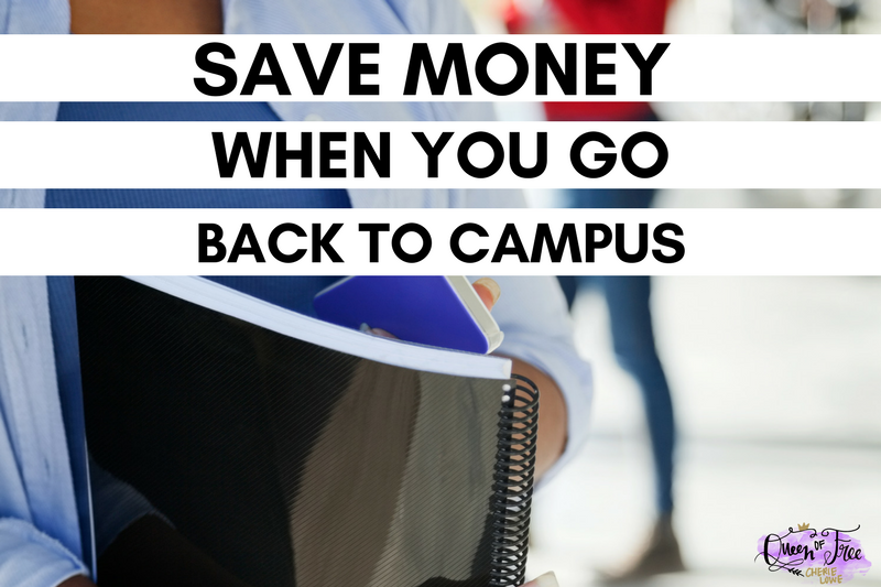 How to Save Money on College Expenses