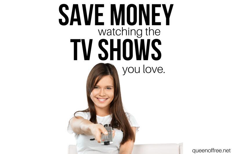 Ways You Can Save Money on the TV Shows You Love