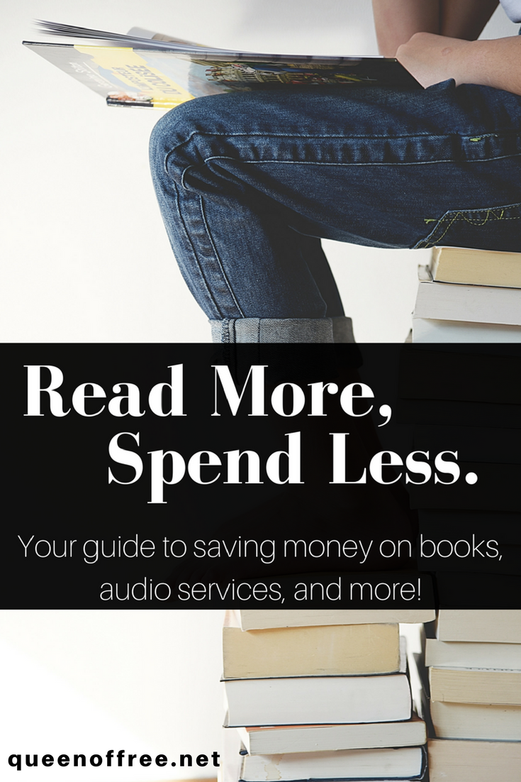 From devices like Kindles to Audible subscriptions to traditional print books, reading can cost a pretty penny. Save money on books with these tips!