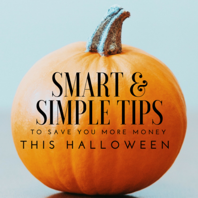 Don't let frightening overspending scare you to death! Save more with these smart and simple Halloween money saving tips.