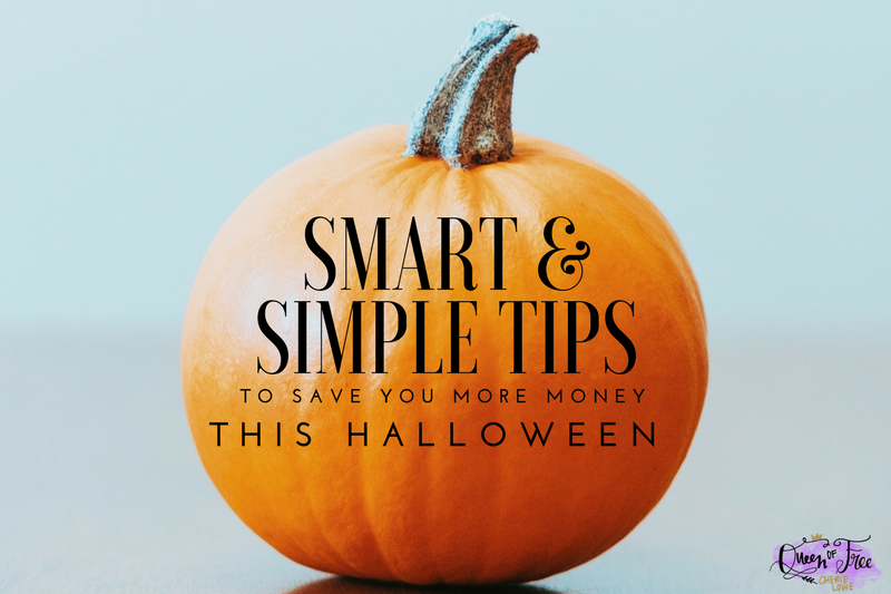 Smart Halloween Money Saving Tips