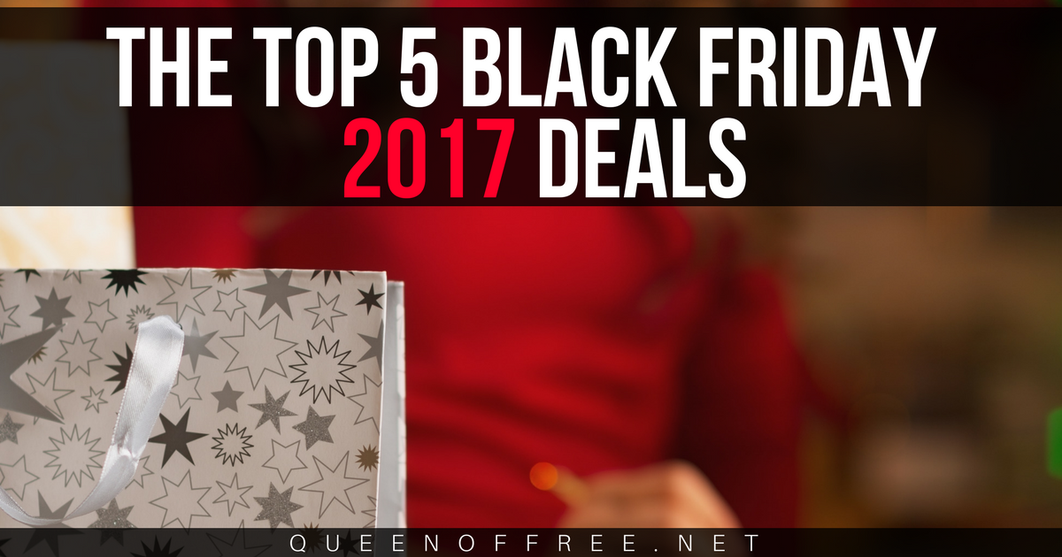 Shopping on Black Friday? Find out the top five categories of deals you should watch and the best bets at each stores to snag!