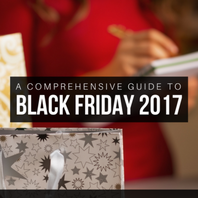 Don't know where to begin when it comes to Black Friday? This comprehensive guide of Black Friday 2017 Ads rounds up store times, deals, and more!