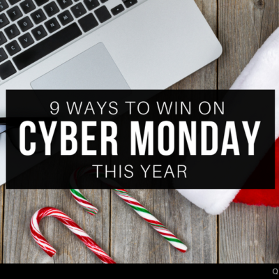 Do you really save money on Cyber Monday? If you use these smart Cyber Monday shopping hacks, you'll win this year for sure.